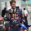 Sebastian Vettel, Winner of the Grand Prix of Malaysia