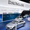 Daimler Sales Below Expectations in the First Quarter