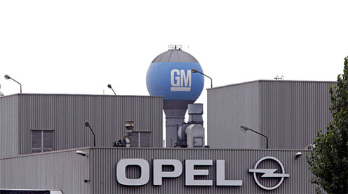 General Motors: Opel is not for sale – Daily Press