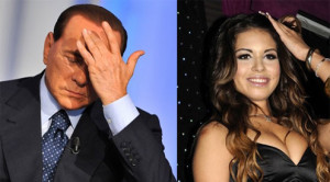 Not Berlusconi girl had brainfog