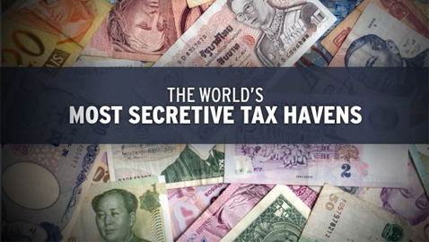 Wealth in tax havens of companies and individuals revealed – Daily Press
