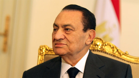 Mubarak wealth