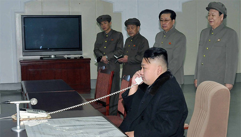 North Korean regime wealth