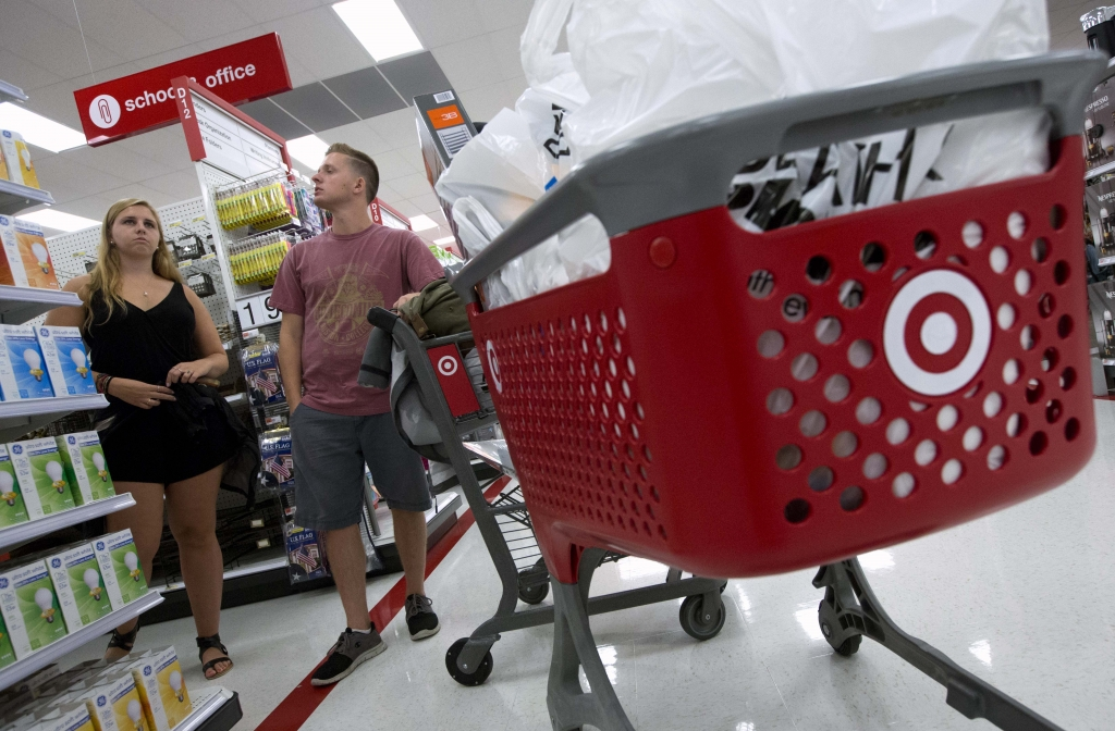 boston-college-students-alli-urbon-left-and-eddie-dols-shop-at-the-city-target-store-in-boston-the-commerce-department-releases-retail-sales-data-for-september-on-wednesday-oct-14-2015-ap